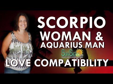 Scorpio Woman Aquarius Man – Can Connect Or Clash