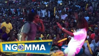 Pallaso X Radio & Weasel LIVE On stage 2015
