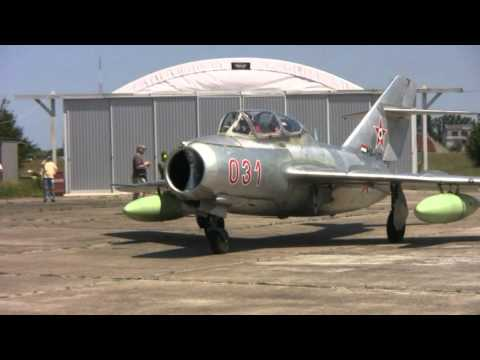 Hungarian MiG-15 first