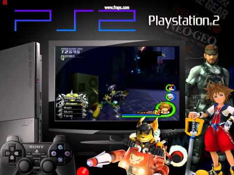 PS2 Hyperspin Theme