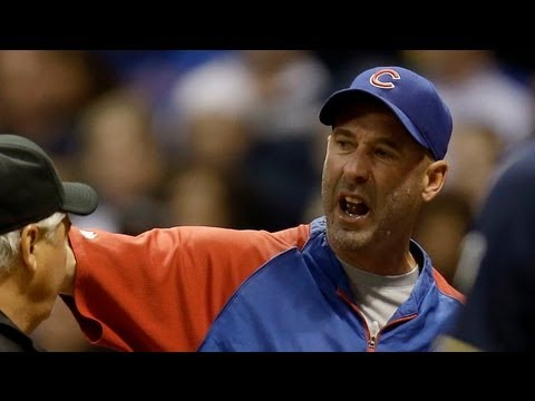 Cubs manager
