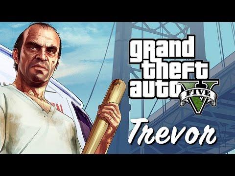 GTA V ; Conociendo a Trevor  |  PlayStation 4 (Gameplay en Español)