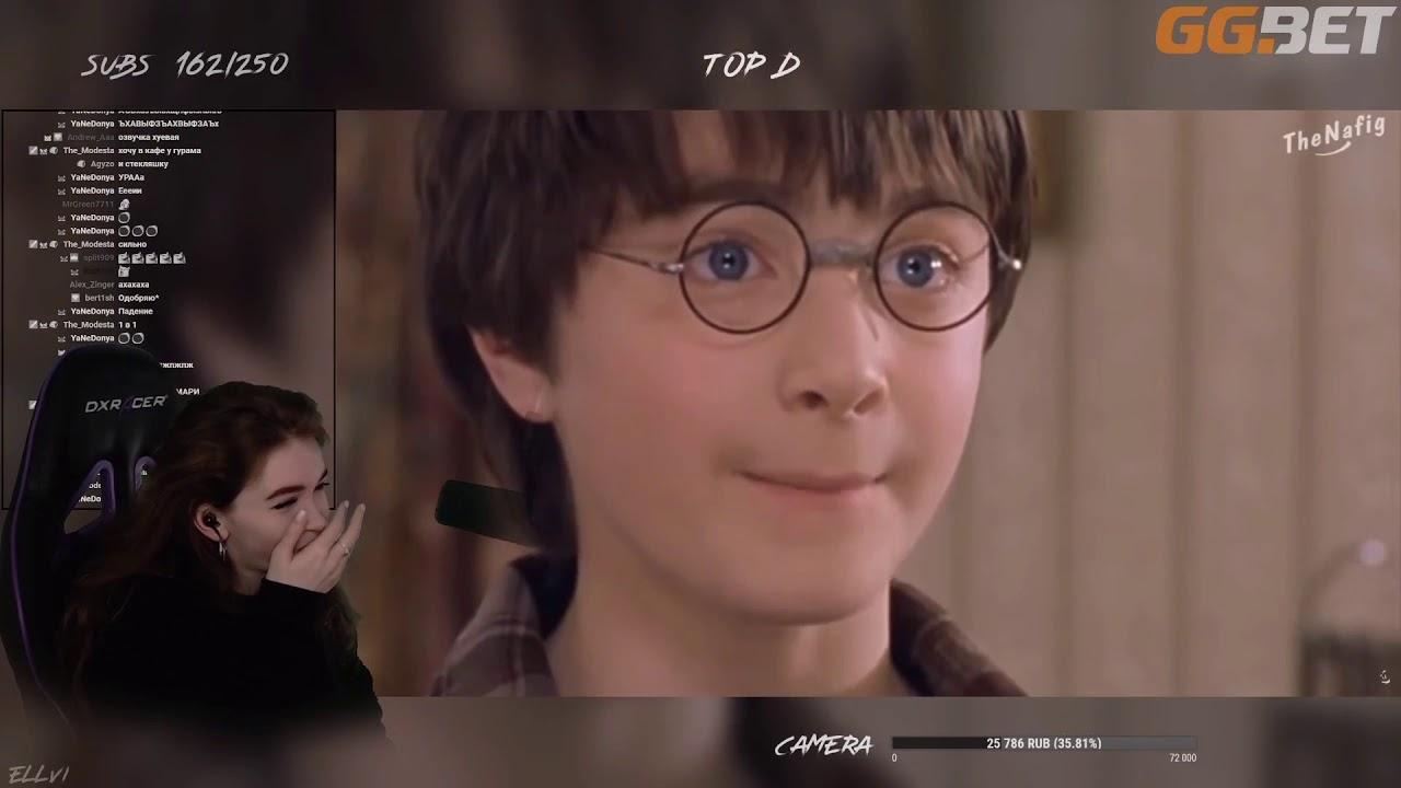 ELLVI Смотрит: Гарри Поттер в России(Переозвучка,Смешная озвучка)