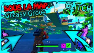 ALLER SOUS LA MAP DE GREASY GROVE SUR FORTNITE ! [GLITCH] [XBOX,PS4]