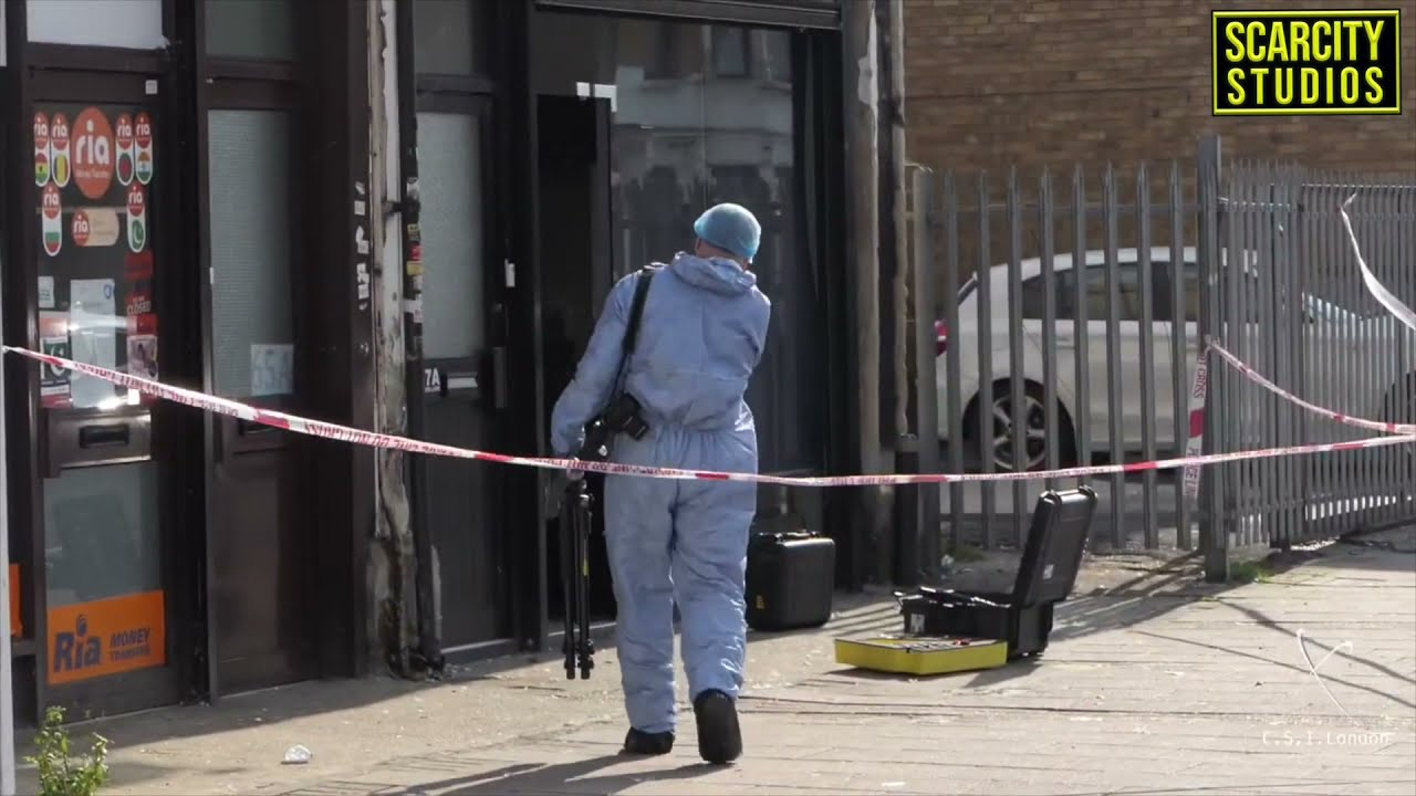 Download Hazrat Wali murder / 19 arrests Tower Hamlets/ triple shooting Newham