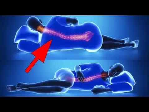 Worst and Best Sleeping Positions for Spine