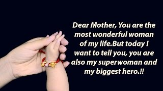 Mothers Day Wishes, Greetings, and Messages