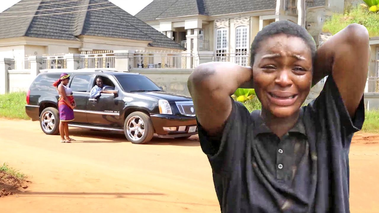 Download The ENDLESS TEARS Of A Beautiful ORPHAN 1 -Cha Cha 2018 Latest Nollywood Africa Nigerian Full Movies