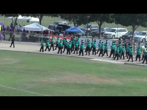 Walter Stiern Middle School Band- Ridgeview High School 10/29/16