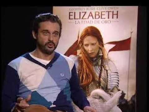 Jordi Mollà  Elizabeth la edad de oro