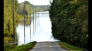News Wrap: Heavy Florence flooding closes interstates as death toll rises