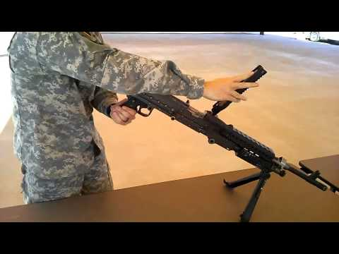 M240 Clear In Sequence - Combat Speed