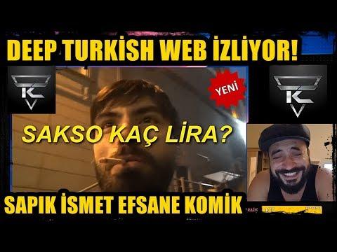 """Kartal Bulut - Deep Turkish Web İzliyor """"SAPIK İSMET"""""""