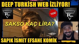"Kartal Bulut - Deep Turkish Web İzliyor ""SAPI"