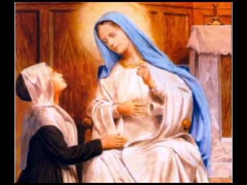 Primera Aparición De La Virgen De La Medalla Milagrosa