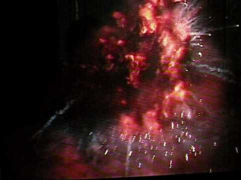 Antimatter explosion - YouTube