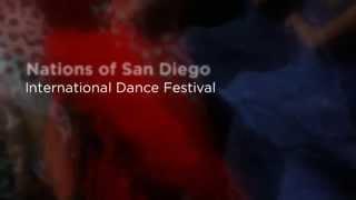 Nations Of San Diego International Dance Festival