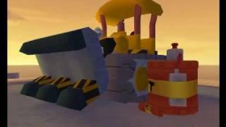 Worms 4 Mayhem Mision 3  [ Saboteadores de Obras ]