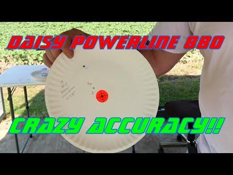 What's The Best Pellet For The Daisy 880 Powerline? - Pelletonix