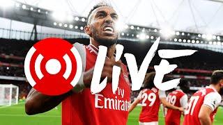 Manchester United v Arsenal | Arsenal Nation LIVE