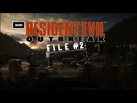 Resident Evil: Outbreak File #2  UHD 4K/1080p Longplay No Commentary Walkthrough Lets Play