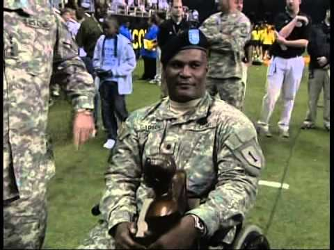2009 Army Bowl  Colonel Gregory D. Gadson