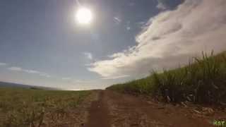 VTT Réunion Ravine des chèvres Phare Ste Suzanne front de mer les hauts 12/10/13
