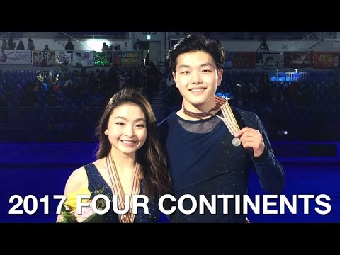 2017 Four Continents!
