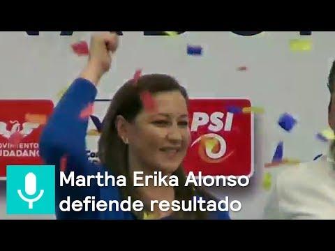 Vamos a defender el triunfo que nos corresponde: Martha Erika Alonso - Despierta con Loret