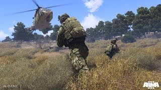 Arma 3 Campaign Gameplay