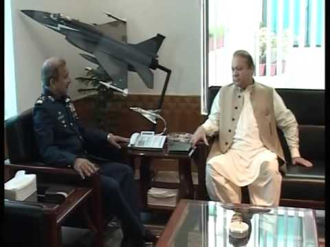 PM Visit to Air Headquarters