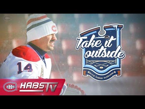 Take It Outside: with Tomas Plekanec
