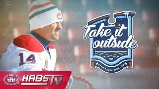 Take It Outside: with Tomas Plekanec