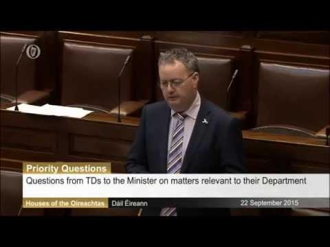 Michael Moynihan: Priority questions