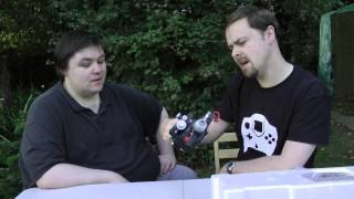 Ashens, Larry and a Ghostbusters Neutrino Wand