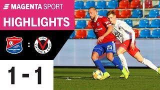 SpVgg Unterhaching - FC Viktoria Köln | Spieltag 24, 19/20 | MAGENTA SPORT