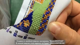 Вышивка иконы бисером для начинающих