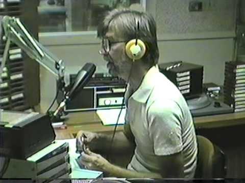 Denny Bateman at WGUL (1986)