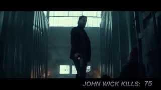 John Wick -  счетчик убийств (версия Loud Sound)
