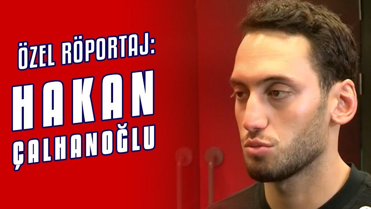 Hakan Çalhanoğlu, Türkiye 0-0 İzlanda Maçı Sonrası Tivibu Spor'a Konuştu