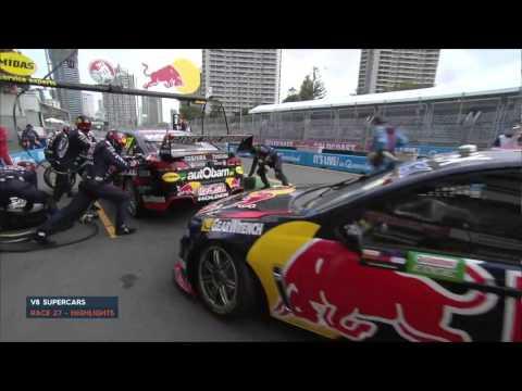 Race 27 Highlights - Castrol Gold Coast 600
