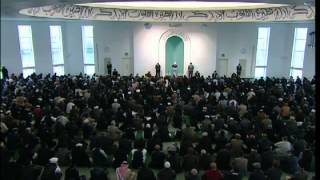 (Bangali) Friday Sermon 9th March 2012 Tabligh by Companions of The Promised Messiah(as)