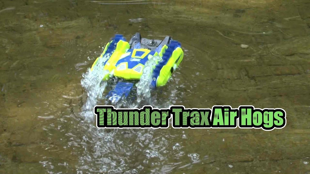 ferngesteuertes auto thunder trax air hogs spin master. Black Bedroom Furniture Sets. Home Design Ideas