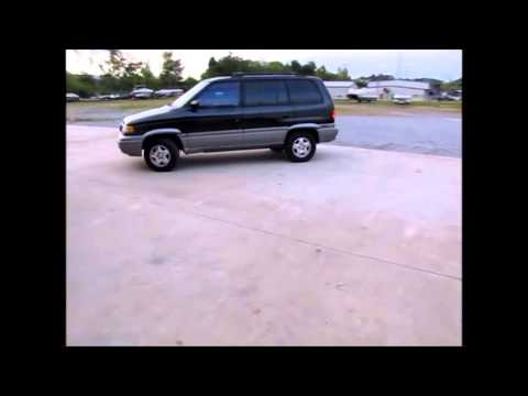 LASTBIDonline.com 98 Mazda MPV 4WD Passenger Van October 3-6 ONLINE auction