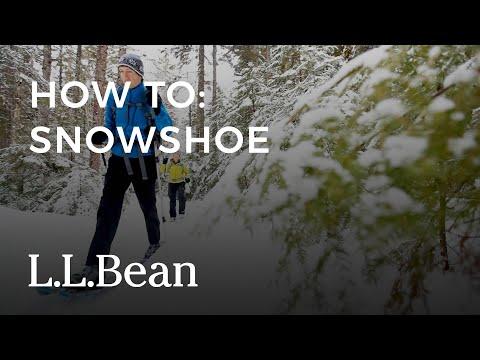 How to Snowshoe | L.L.Bean