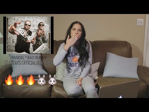 Yandel ft Bad Bunny Explicale BEST OFFICIAL Reaction Video!!!!!!