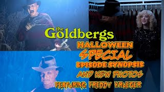 FREDDY KRUEGER RETURN GOLDBERG HALLOWEEN  EPISODE SYNOPSIS AND NEW PHOTOS FEATURING FREDDY KRUEGER