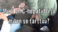 Mikä on C-hepatiitti ja miten se tarttuu?
