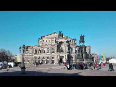 Dresden travel 2017