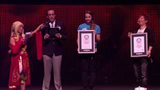 Square Enix Achieve 3 Guinness World Records